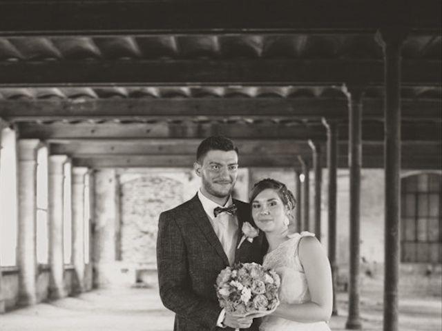 Le mariage de Romain et Clémence à Charleville-Mézières, Ardennes 89