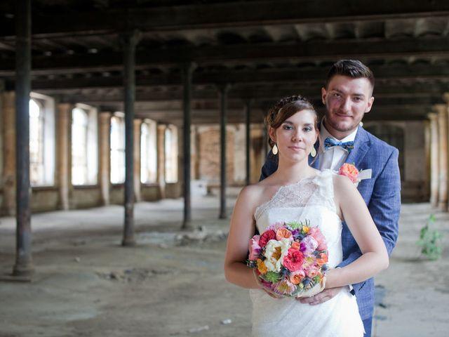 Le mariage de Romain et Clémence à Charleville-Mézières, Ardennes 106