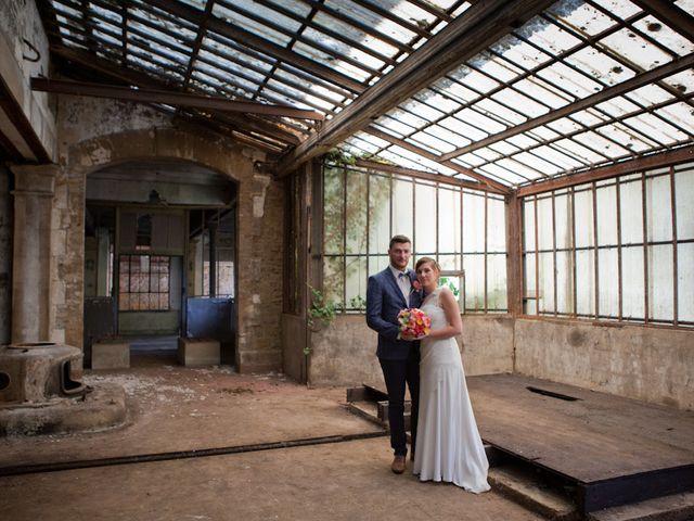 Le mariage de Romain et Clémence à Charleville-Mézières, Ardennes 163