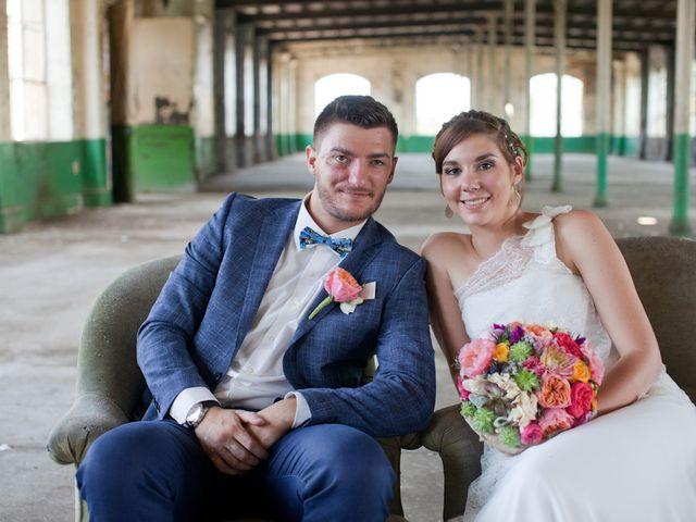 Le mariage de Romain et Clémence à Charleville-Mézières, Ardennes 170