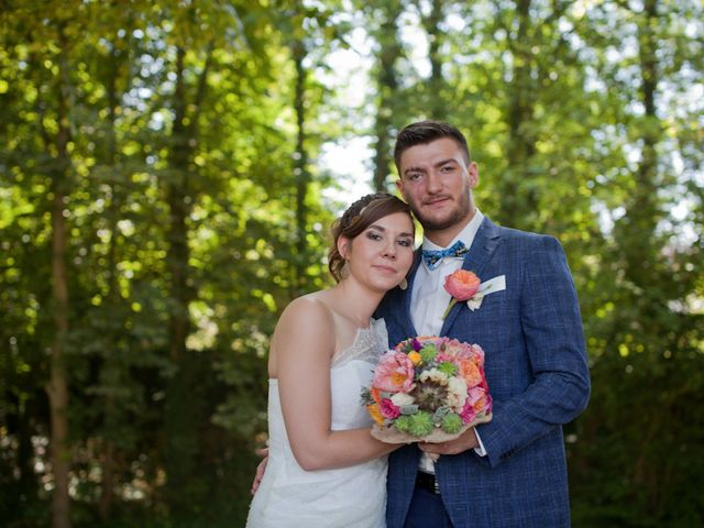Le mariage de Romain et Clémence à Charleville-Mézières, Ardennes 164