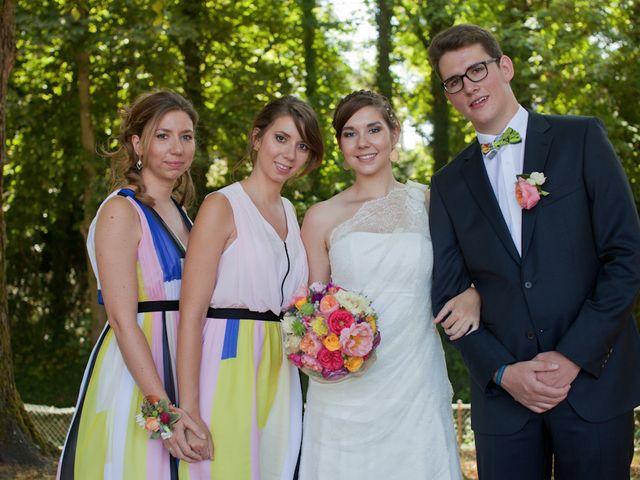 Le mariage de Romain et Clémence à Charleville-Mézières, Ardennes 133