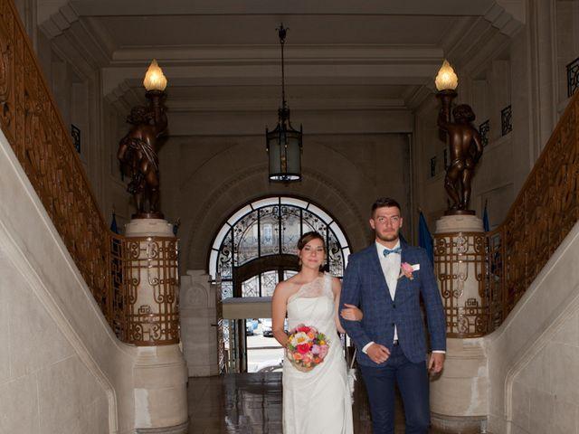 Le mariage de Romain et Clémence à Charleville-Mézières, Ardennes 138