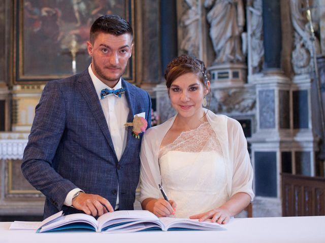 Le mariage de Romain et Clémence à Charleville-Mézières, Ardennes 17