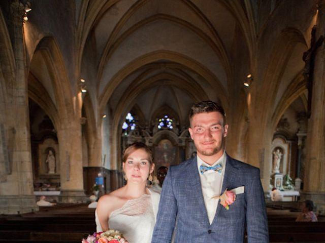 Le mariage de Romain et Clémence à Charleville-Mézières, Ardennes 66