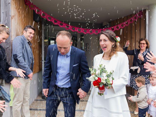 Le mariage de Julien et Florence à Esnandes, Charente Maritime 16