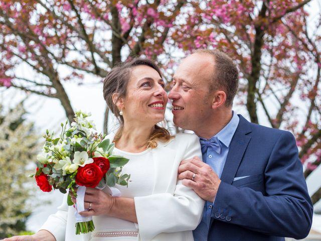 Le mariage de Florence et Julien