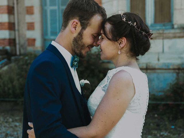 Le mariage de Elise et Maxime