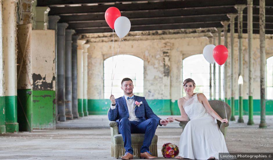 Le mariage de Romain et Clémence à Charleville-Mézières, Ardennes
