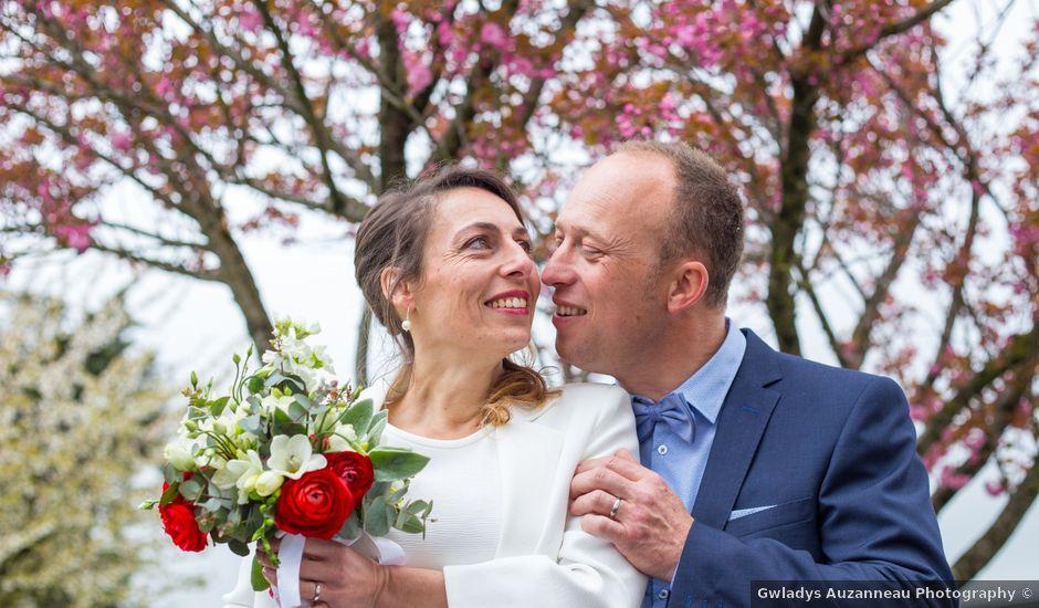 Le mariage de Julien et Florence à Esnandes, Charente Maritime