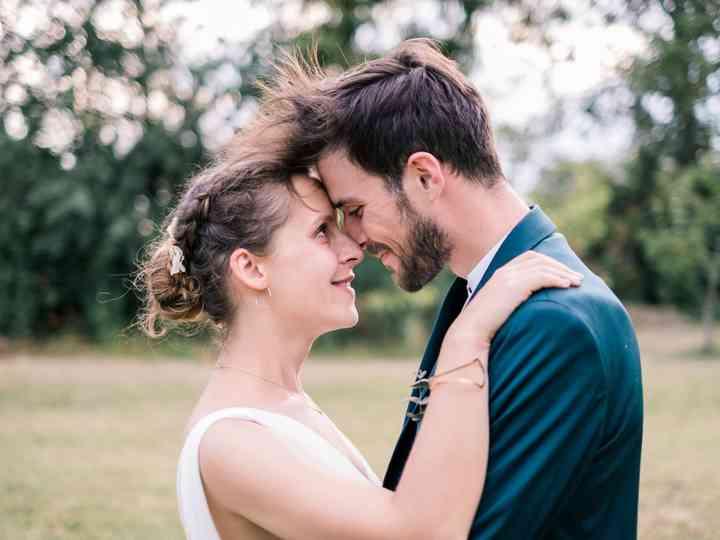 Le mariage de Cécile et Pierre