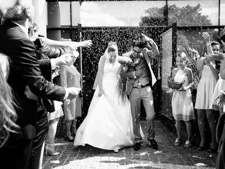 Le mariage de Marion et Baptiste