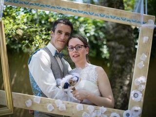 Le mariage de Stéphanie et Wilfrid 3