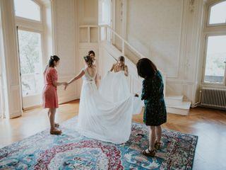 Le mariage de Christelle et Sebastien 1