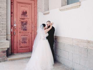 Le mariage de Mélyssa et Michaël