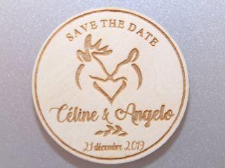 Le mariage de Céline  et Angelo 1