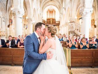 Le mariage de Anaëlle et Christophe