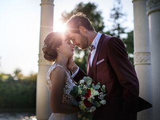 Le mariage de Alexandra et Martin