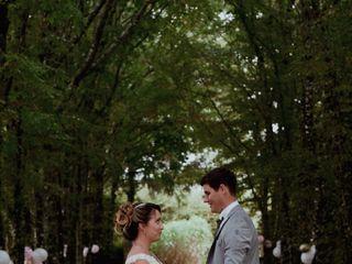 Le mariage de Elesia et Damien 1