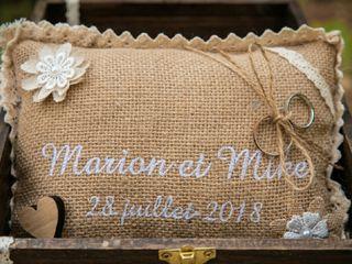 Le mariage de Marion et Mike 1