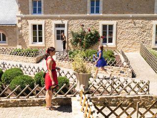 Le mariage de Clara et Antoine 1