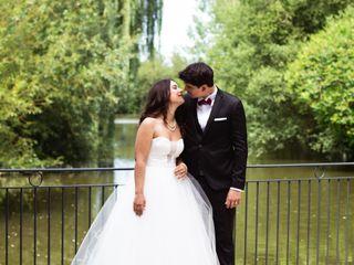 Le mariage de Clara et Antoine