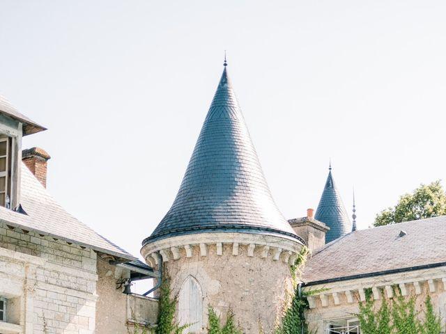Le mariage de Pierre et Cécile à Ingrandes, Indre 23