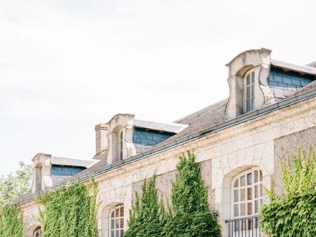 Le mariage de Pierre et Cécile à Ingrandes, Indre 25