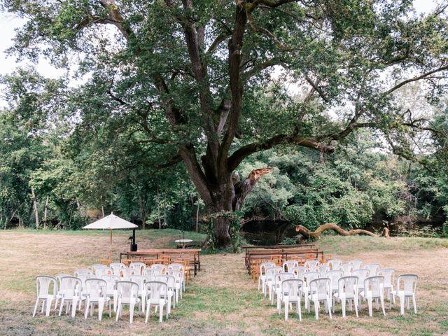 Le mariage de Pierre et Cécile à Ingrandes, Indre 29