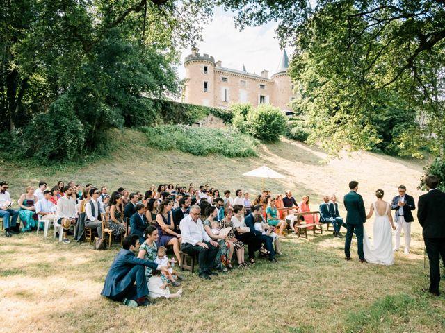 Le mariage de Pierre et Cécile à Ingrandes, Indre 35