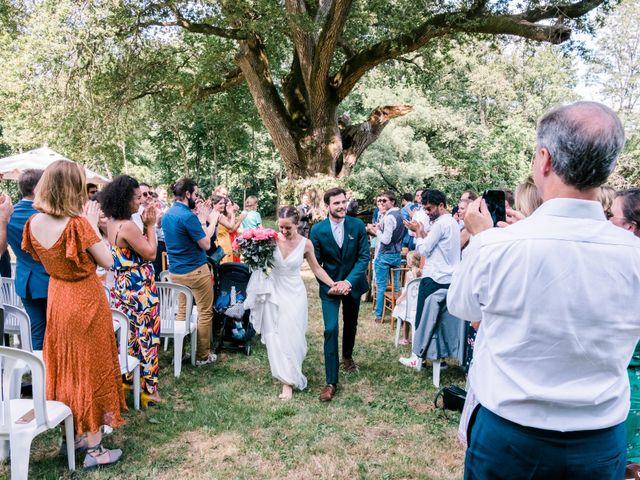 Le mariage de Pierre et Cécile à Ingrandes, Indre 40