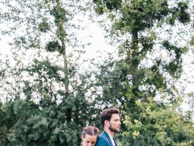 Le mariage de Pierre et Cécile à Ingrandes, Indre 53