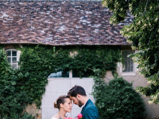 Le mariage de Pierre et Cécile à Ingrandes, Indre 58