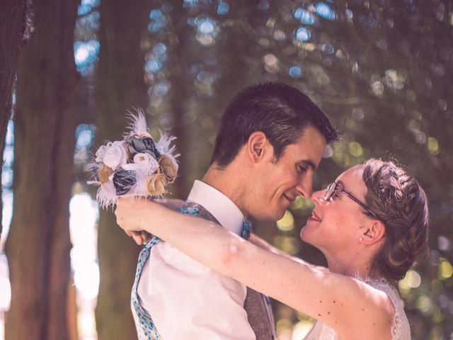 Le mariage de Wilfrid et Stéphanie à Domloup, Ille et Vilaine 4
