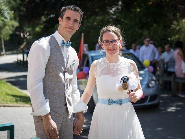 Le mariage de Wilfrid et Stéphanie à Domloup, Ille et Vilaine 7