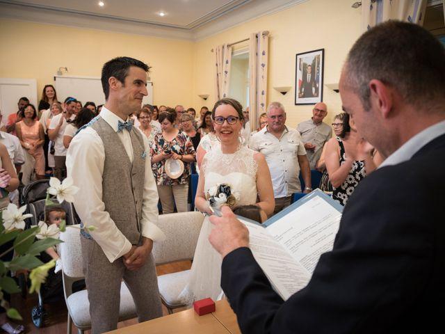 Le mariage de Wilfrid et Stéphanie à Domloup, Ille et Vilaine 9