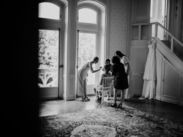 Le mariage de Sebastien et Christelle à Chevreuse, Yvelines 6
