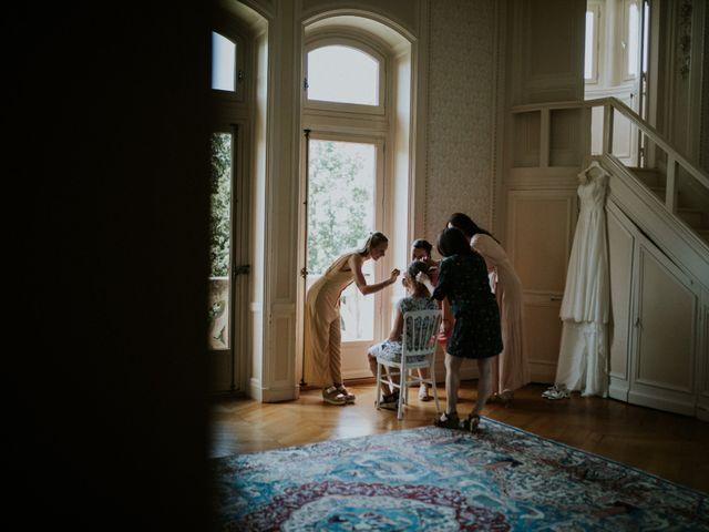 Le mariage de Sebastien et Christelle à Chevreuse, Yvelines 7