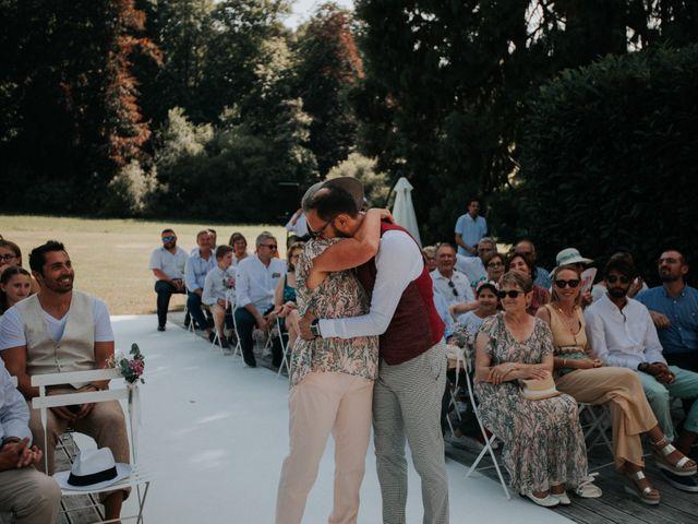 Le mariage de Sebastien et Christelle à Chevreuse, Yvelines 23