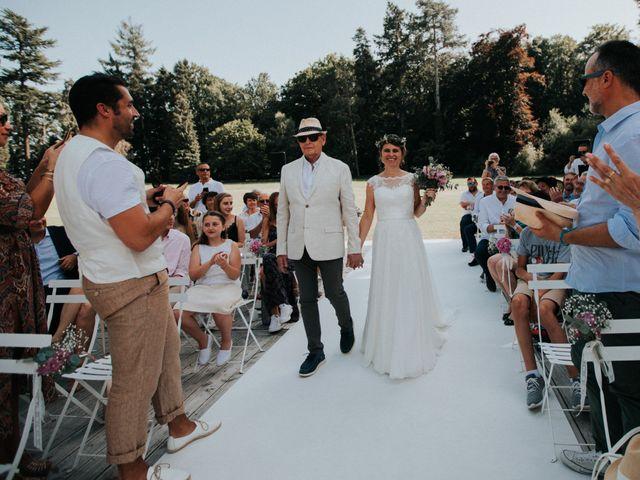 Le mariage de Sebastien et Christelle à Chevreuse, Yvelines 25