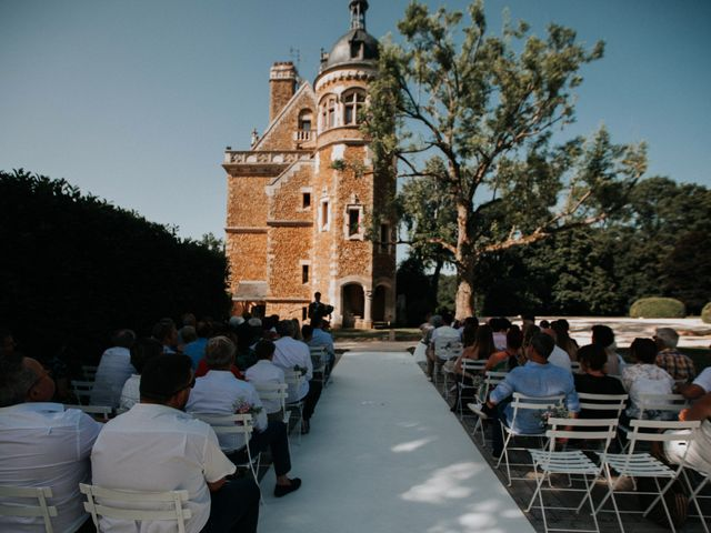 Le mariage de Sebastien et Christelle à Chevreuse, Yvelines 27