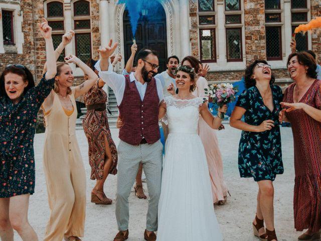Le mariage de Sebastien et Christelle à Chevreuse, Yvelines 39