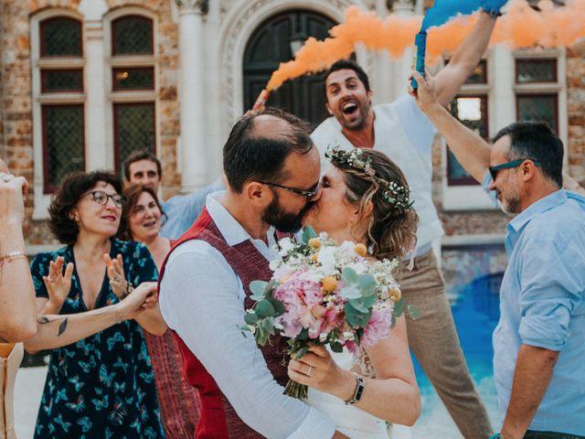 Le mariage de Sebastien et Christelle à Chevreuse, Yvelines 42