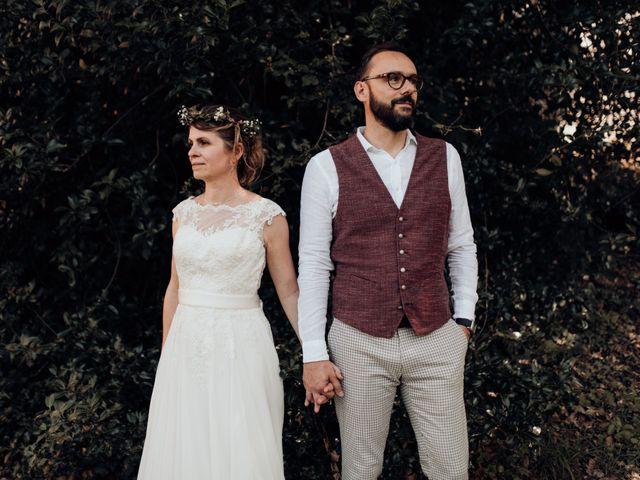 Le mariage de Sebastien et Christelle à Chevreuse, Yvelines 45