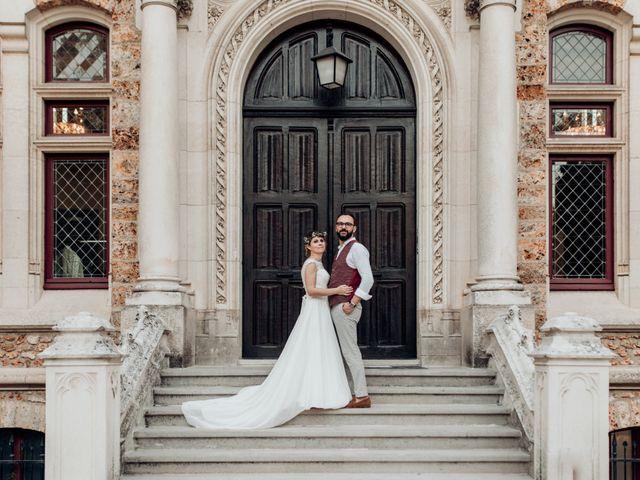 Le mariage de Sebastien et Christelle à Chevreuse, Yvelines 47