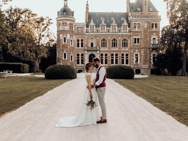 Le mariage de Sebastien et Christelle à Chevreuse, Yvelines 50