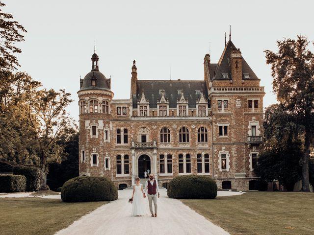 Le mariage de Sebastien et Christelle à Chevreuse, Yvelines 51