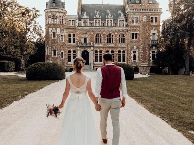Le mariage de Sebastien et Christelle à Chevreuse, Yvelines 52