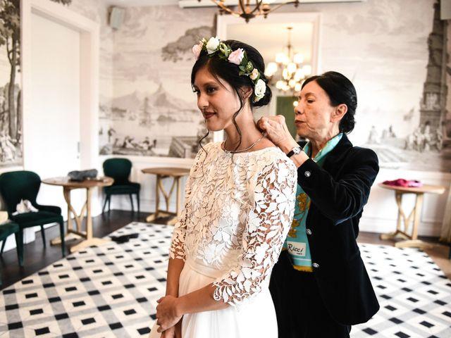Le mariage de Maxime et Mélanie à Saulon-la-Chapelle, Côte d'Or 22