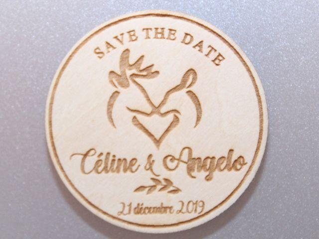 Le mariage de Angelo et Céline  à Oignies, Pas-de-Calais 1